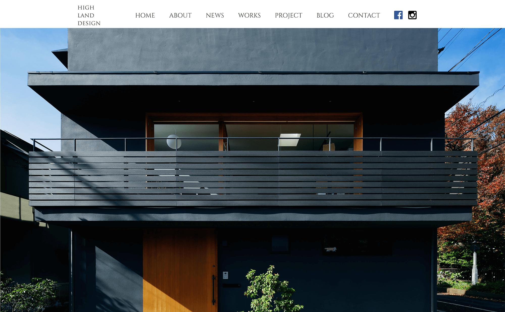 High Land Design architests office